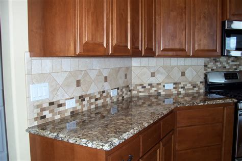 tile kitchen backsplashes kitchen ceramic tile backsplash patterns decobizz com