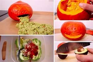 Recette Halloween Salé : halloween le petit monstre et son d gueulis la recette ~ Melissatoandfro.com Idées de Décoration