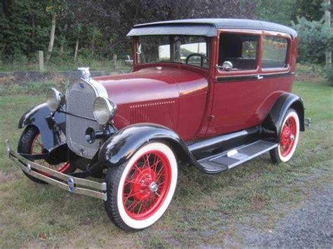 Model A Ford For Sale by 1929 Ford Model A For Sale 2046136 Hemmings Motor News