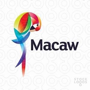 Sold Logo: macaw StockLogos com