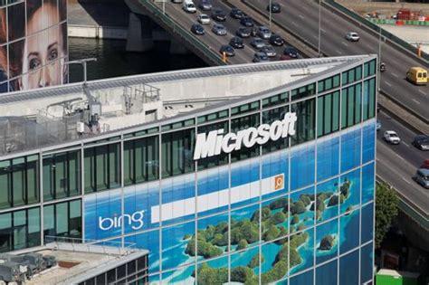 microsoft siege social soupçon de fraude fiscale chez microsoft