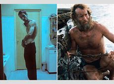 Dramatic weight losses From Jake Gyllenhaal to Tom Hanks