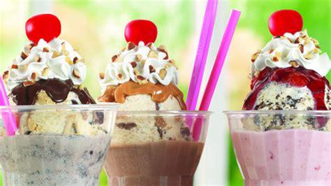 baskin robbins testing sundae shakes archives chew boom
