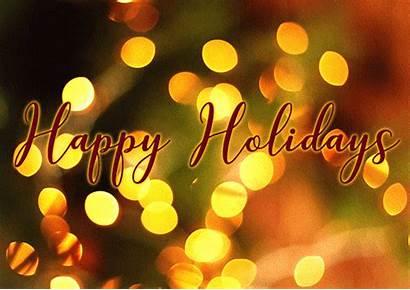 Holidays Happy Animated Holiday Blinking Lights Tree