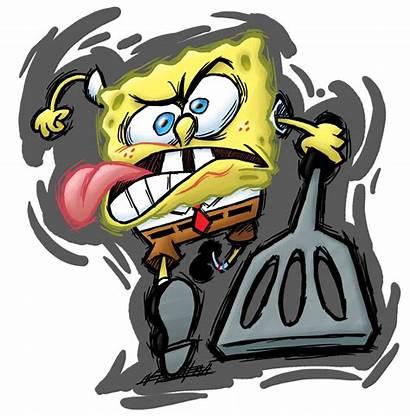 Spongebob Squarepants Keren Nicktoons Gambar Bob Coonfoot