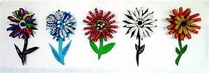 Blumen Basteln Fensterdeko : blumen aus k chenpapierrollen pflanzen basteln meine enkel und ich ~ Markanthonyermac.com Haus und Dekorationen