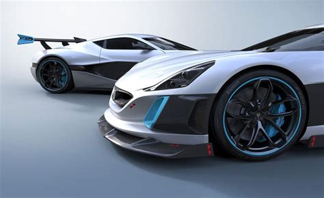 Concept_s Is Rimac's Latest Electric Supercar