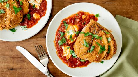 crunchy eggplant parmesan recipe nyt cooking