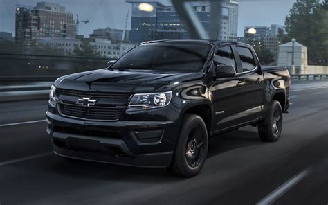 chevrolet colorado lt midnight crew cab wallpapers