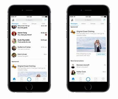Messenger Ads Android Rolling Globally Authority Folks