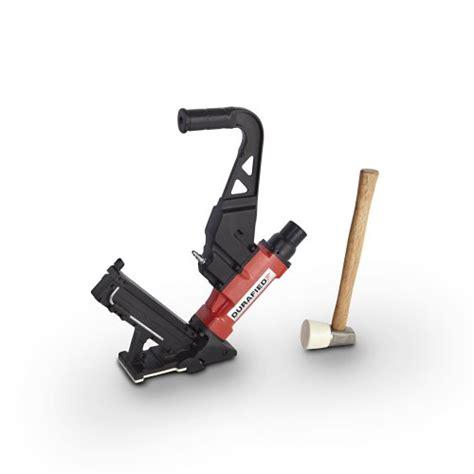 Wood Floor Nailer Gun by Black Friday Durafied 174 Dtn5 2 In 1 Air Hardwood Flooring