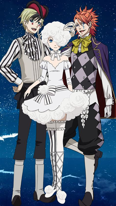 Permalink to Black Butler Iphone Wallpaper