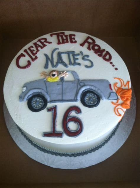 Here are a few fresh and fun ideas for dressing up your baby's first birthday cake: 16th birthday cake   Twin birthday cakes, Birthday cakes for teens, New birthday cake