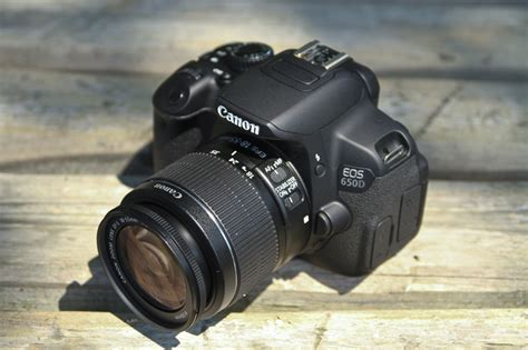 Digital Photography News  A Review Of The Canon Eos 650d