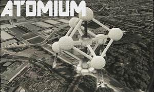 Atomium Belgium Minecraft Project