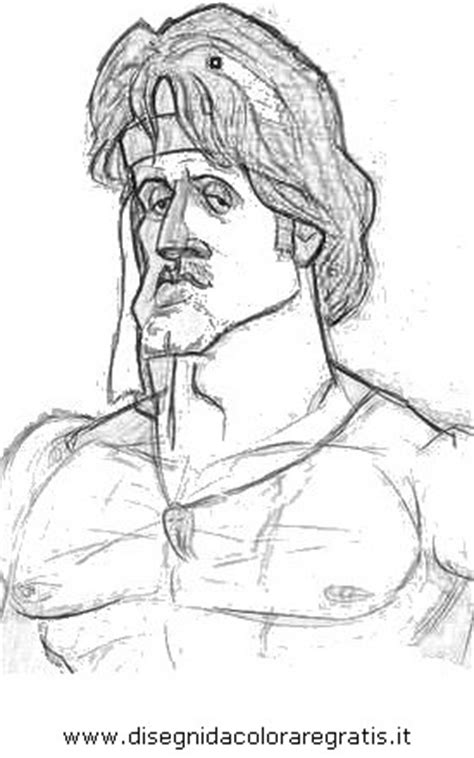 rambo coloring pictures printable coloring pages