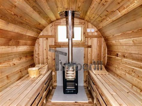 outdoor garden saunas  sale uk  barrel wooden