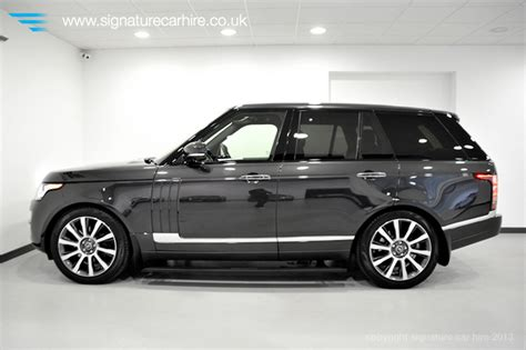 our all new range rover vogue 4 4 sdv8