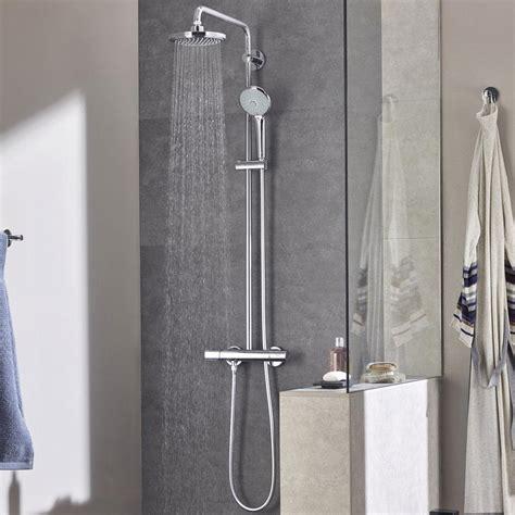 euphoria shower grohe euphoria 180 thermostatic shower system