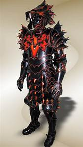 Fantasy Light Armor Designs