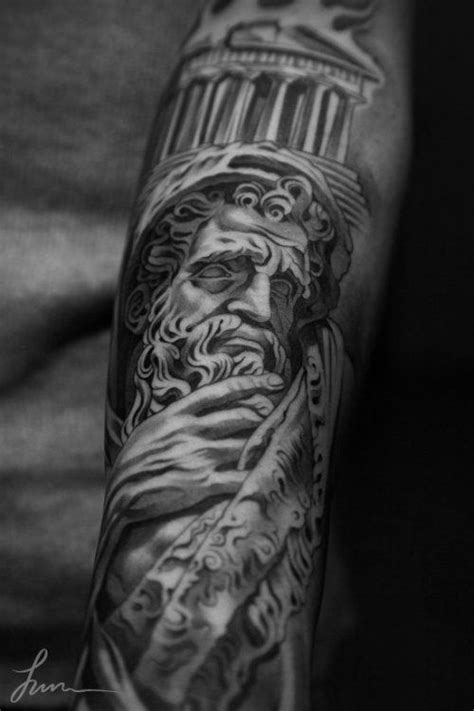Pin by KOEES Q&A on Tattoo | Greek mythology tattoos, Ancient greek art, Mythology tattoos