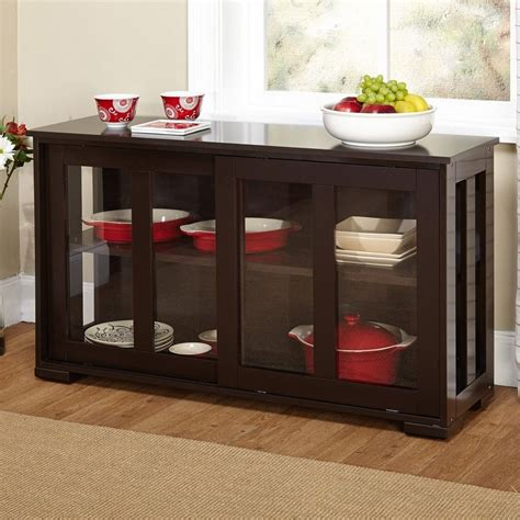 buffet for kitchen storage modern storage cabinet sideboard buffet cupboard pantry 4953