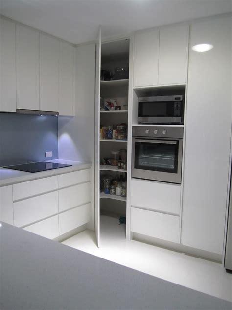 Portable Brown Black Corner Kitchen Pantry Cabinet For