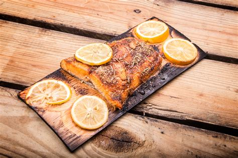 wood plank salmon recipe  campfires
