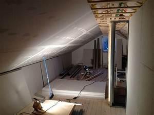 Rigips Unterkonstruktion Dachschräge : ausbau dachboden teil 1 nikolaus lueneburg de ~ Lizthompson.info Haus und Dekorationen