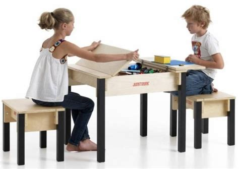 chaise de table pour bébé storage table and chairs kinderspell
