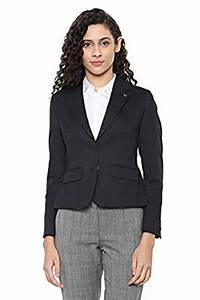 Buy Allen Solly Women 39 S Blazer At Amazon In