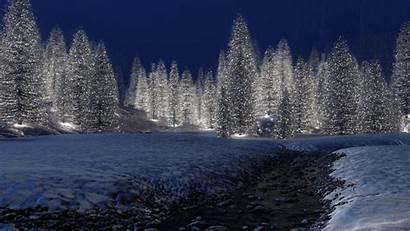 Snowy Christmas Scenes Snow Scene Wallpapers Scenery