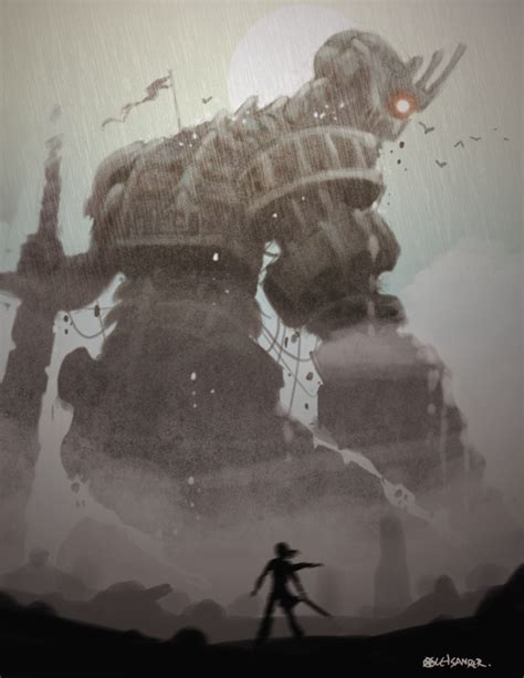Shadow Of The Colossus Pictures And Jokes Games Funny