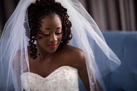 Wedding Styles For Natural Hair And Locs
