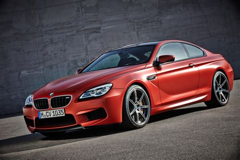 2016 Bmw M6 Gets Revised Styling, More Standard Equipment