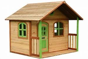 Maison Bois Pour Enfant Les Cabanes De Jardin Abri De