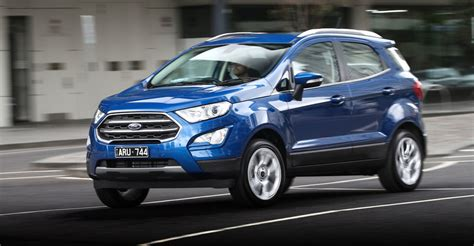 Ecosport 2017 Review by 2018 Ford Ecosport Drive Review Caradvice