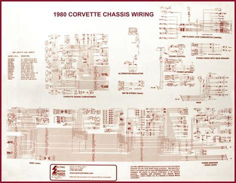 Corvette Diagram Electrical Wiring Corvetteparts