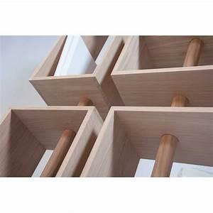 Bibliothèque Design Bois : biblioth que 3 mats ~ Teatrodelosmanantiales.com Idées de Décoration
