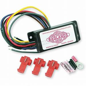 Badlands Automatic Turn Signal Canceling Module