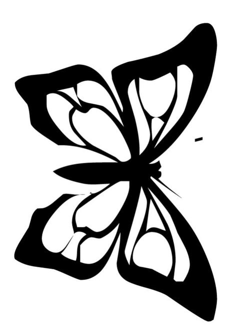 monarch butterfly coloring page spring coloring pages