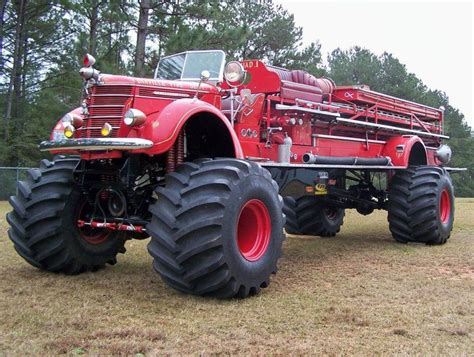 videos de monster trucks 4x4 fire truck new brush truck fire dept pinterest