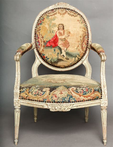 pair of 18th century louis xvi chairs at 1stdibs