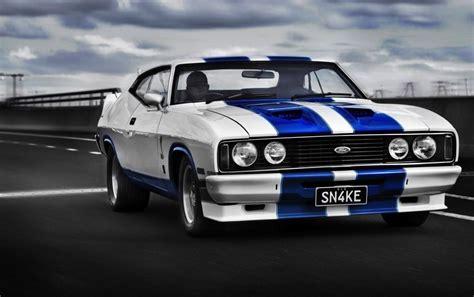 The Ford Xc Cobra