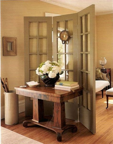 Small Rustic Dining Room Ideas by The Room Divider A Simple And Flexible Tool For
