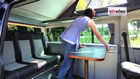 campingbus reimo cityvan auf vw  youtube