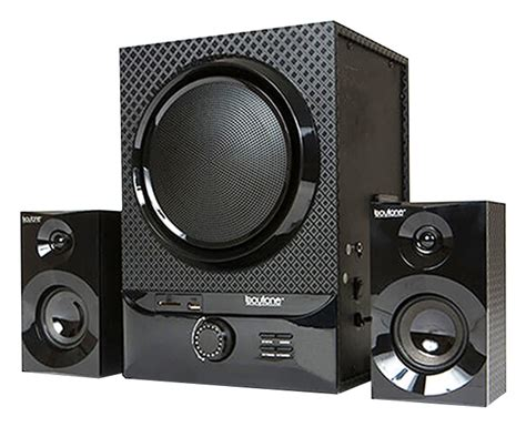 Boytone Home Theater System Black