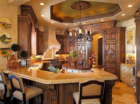 10 Amazing Mediterranean Kitchen Interior Design Ideas