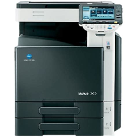 We did not find results for: Konica Minolta Bizhub 363 Driver / Find full feature ...