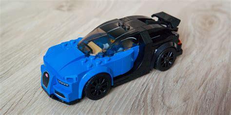 Lego bugatti veyron 16.4 speed champions moc + instructions. Lego Bugatti Chiron Speed Champions Review » Lego Sets Guide
